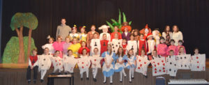Alice In Wonderland Final Cast